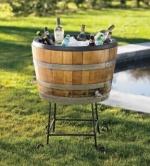 Cubitera barril vino