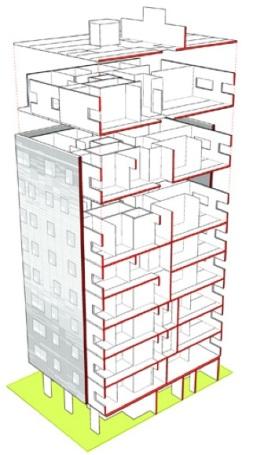 Stadhaus, edificio de madera más alto