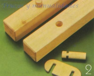 Ensamblar madera 00