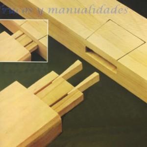 ensamblar madera espigas acu adas decoraci n con madera