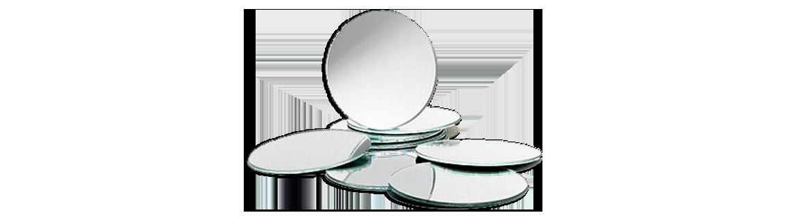 Espejo adhesivo decoraci n con madera - Espejo adhesivo ...