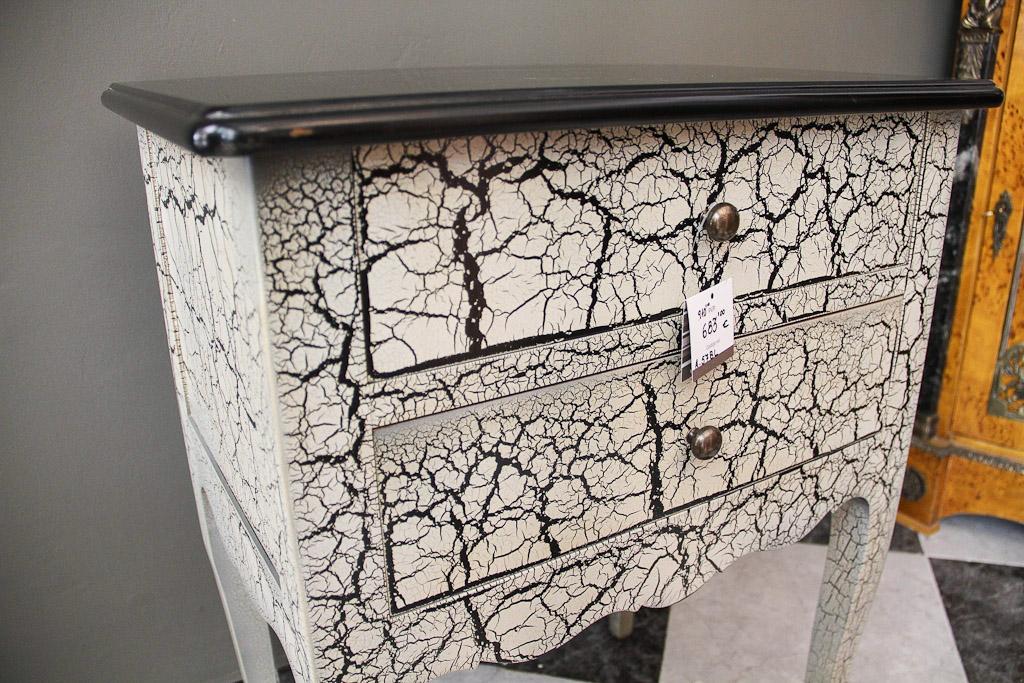 Pintura Craquelada Para Muebles : Técnicas de decoración craquelado con madera