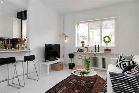 Trucos para decoracion pisos peque os decoraci n con madera - Decoracion pisos pequenos ...
