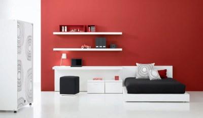 El espacio negativo en la decoracion de interiores