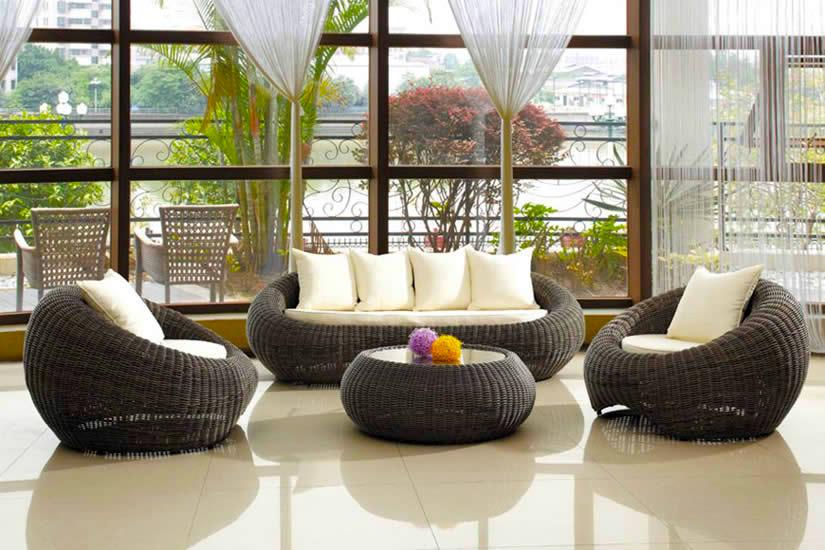 Decoraci n de interiores con rattan decoraci n con madera - Todo sobre decoracion de interiores ...