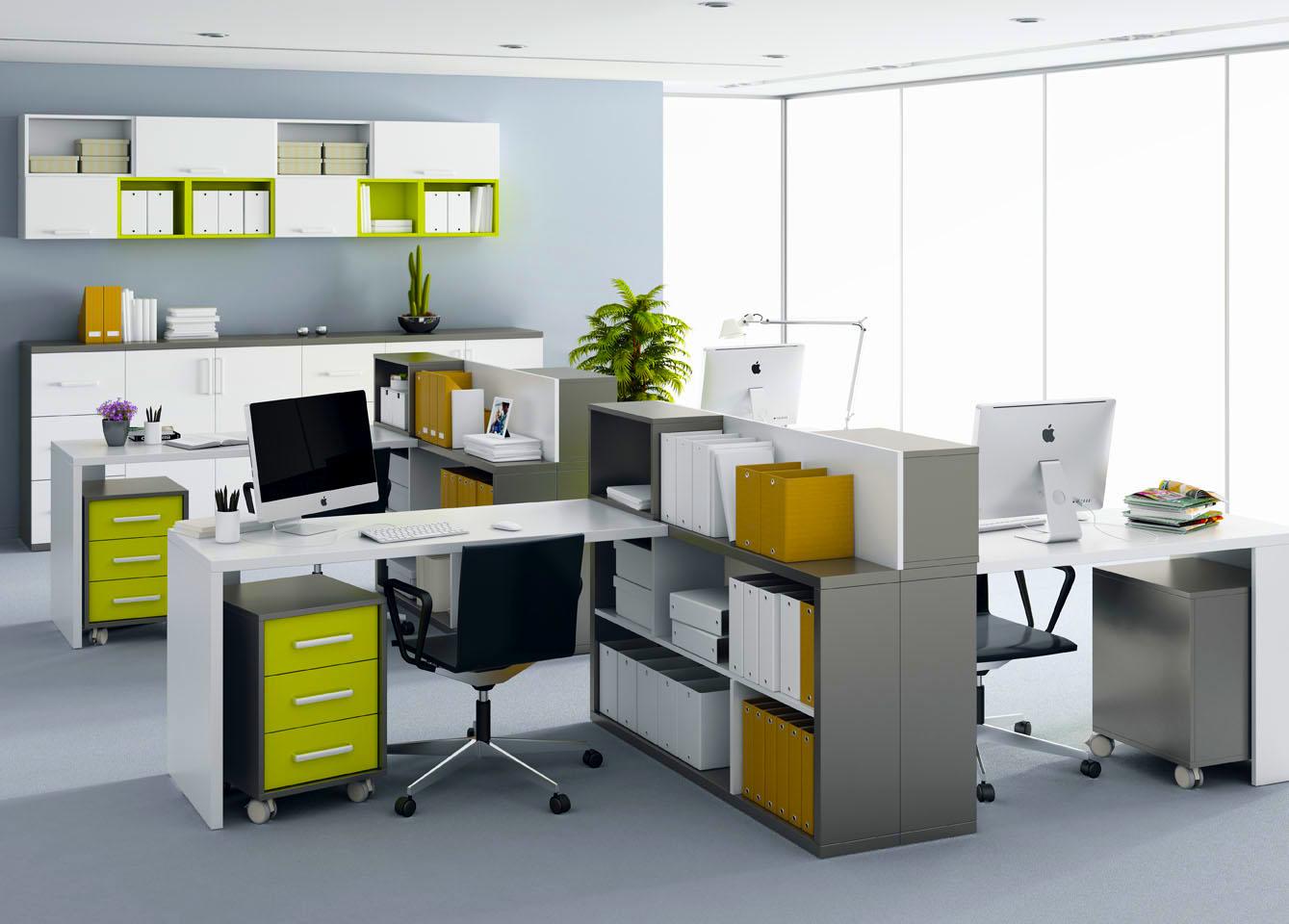 Consejos para decorar una oficina en casa decoraci n con for Decoracion de apartamentos 2015