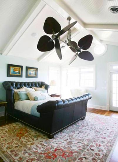 Ventilador de techo, aire natural