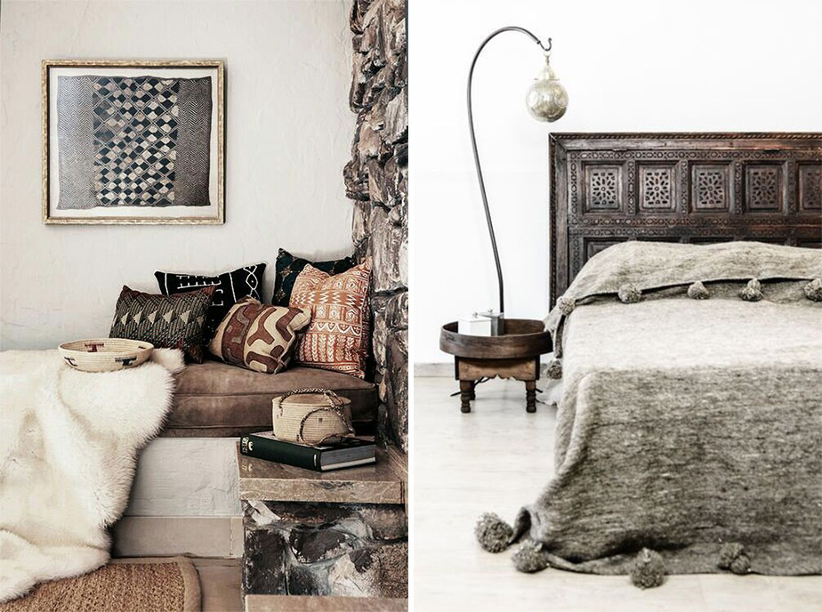 Foto by About.com y Maud Interiors